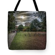 Tower Gardens Tote Bag