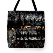 Tower Of Glass Tote Bag