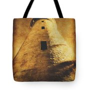 Tower Of Grunge Tote Bag