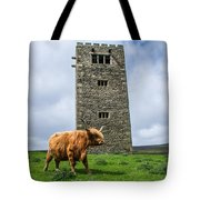Tower Of Joy Tote Bag