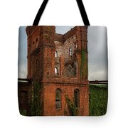 Tower Of Ruins Tote Bag