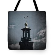 Tower Of Stadshuset  Tote Bag