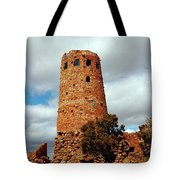 Tower Of Stone Tote Bag