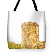 Tower Of The Castle Tote Bag