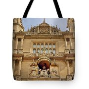 Tower Of The Five Orders Bodleian Library Oxford Tote Bag