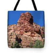 Towering Cliff Tote Bag