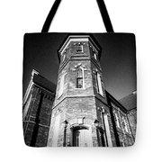 Towering Grace Tote Bag