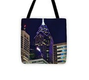 Towering Over Philly Tote Bag