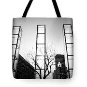 Towers Tote Bag