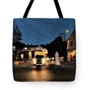Route 9 Tote Bag