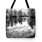 Town Creek Tote Bag
