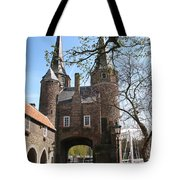 Town Gate - Delft Tote Bag