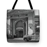 Town House And Woody Station Wagon, Alvarado Street - Monterey   Tote Bag