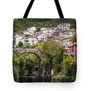 Town Of Avo Tote Bag