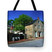 Town Of Harpers Ferry Tote Bag