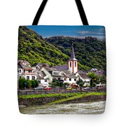 Town Of Kestert Tote Bag
