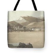 Town Of Lugano, Switzerland, 1781  Tote Bag