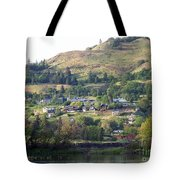 Town Of Lyle Tote Bag