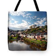 Town Of Saarburg Tote Bag