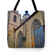 Town Parish Church Tote Bag