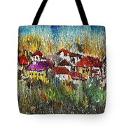 Town To Country Tote Bag