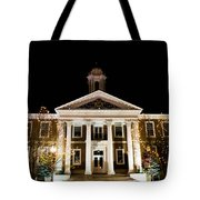 Townhall  Tote Bag