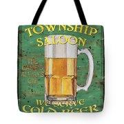 Township Saloon Tote Bag