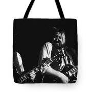 Toy And George In Spokane Tote Bag