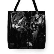 Toy And Tommy At Winterland 1976 Tote Bag