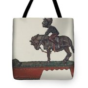 "Toy Bank: ""i Always Did 'spise A Mule"" Tote Bag"