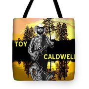Toy Caldwell At Amber Lake 2 Tote Bag