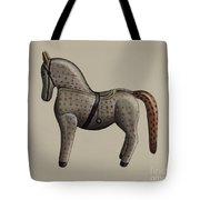 Toy Horse Tote Bag