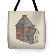 Toy House Tote Bag