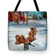 Toy Mule Tote Bag