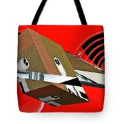 Toy Owl Bump Map As Art Tote Bag