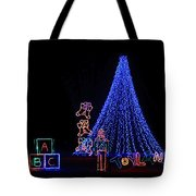 Toy Wonderland Tote Bag
