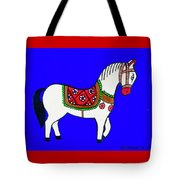 Toy Wooden Horse 1 Tote Bag