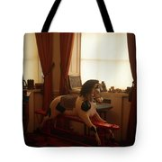Toying With Tote Bag
