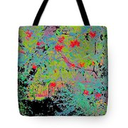 Toyon Berries At The Winter Holidays Tote Bag