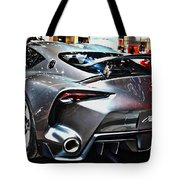Toyota Ft-1 Concept Number 1 Tote Bag