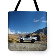 Toyota Hilux At37 Tote Bag