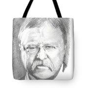 T. R. Tote Bag