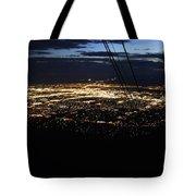 Tr07 Sandia Tram Tote Bag