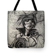 Tracer  Tote Bag