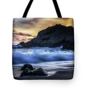 Traces Tote Bag