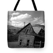 Traces Of The Past Tote Bag