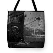 Track Plow Tote Bag