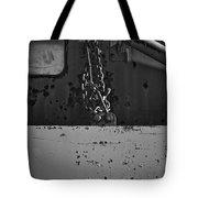 Track Plow Swing Tote Bag