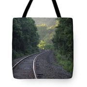 Tracking Daylight Tote Bag