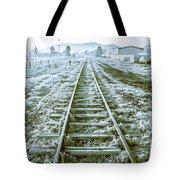 Tracks To Travel Tasmania Tote Bag